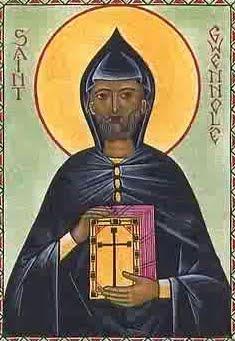 IMG ST. WINWALOE, Hermit